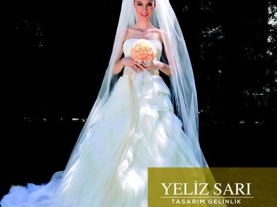 Yeliz Sarı Gelinlik – Bursa